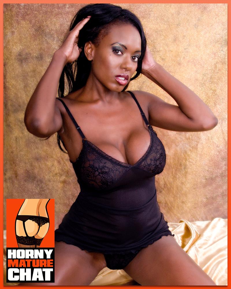 Hardcore Mature Ebony Phone Sex